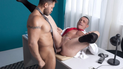 FuckerMate - Busy Workmates - Marc Ferrer And Viktor Rom