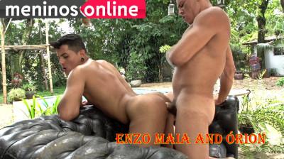 Description Meninos Online - Enzo Maia and Orion
