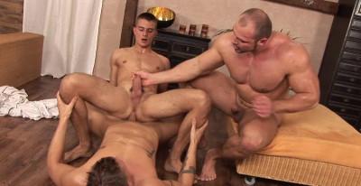 Jan, Tomas and Mirek