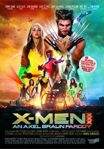 Description X-Men XXX: An Axel Braun Parody
