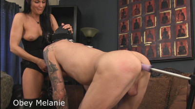 Obey Melanie — You Deserve to be Fucked