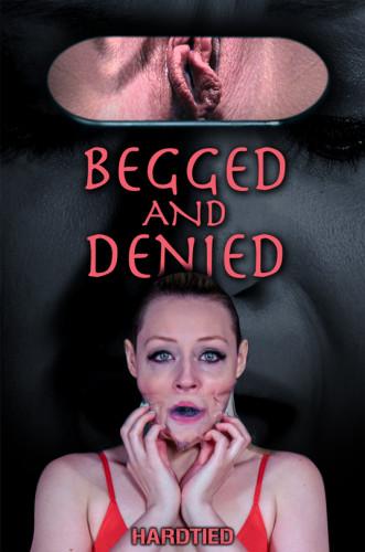 Arielle Aquinas — Begged and Denied (2018)