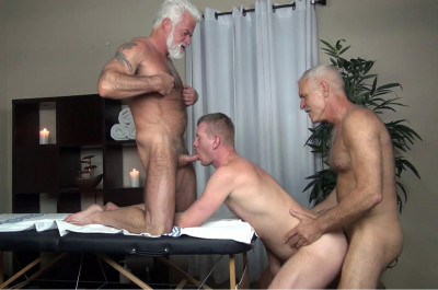 Hot 3some Allen Silver, Jake Marshall & Billy Warren (1080p)