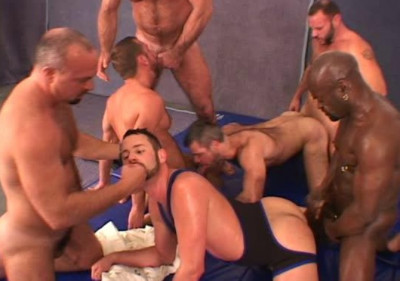 European boys in raw orgy