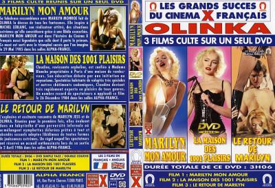 Description Marilyn Mon Amour 1982(Blue One)