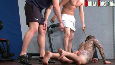 Brutal Tops — Pony Piss Humiliation