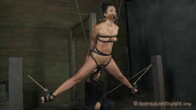 Description Wenona Riding The Rope