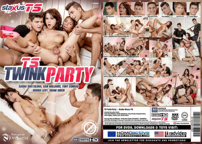 TS Twink Party!