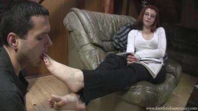 Foot Fetish And Gagging Part 3