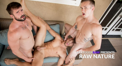 NDoorRaw - Jackson Traynor, Mathias, Carter Woods - Raw Nature