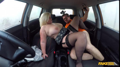 Busty mature Milf fucks instructor