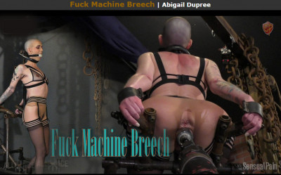 Sensualpain Fuck Machine Breech