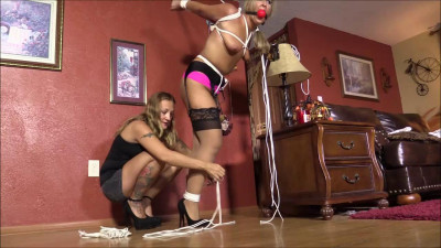 Brendas Bondage — Putting Her Bitch Of A Teacher In Her Place The Reckoning