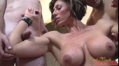 Female Muscle Cougars And Muscle Porn part 22