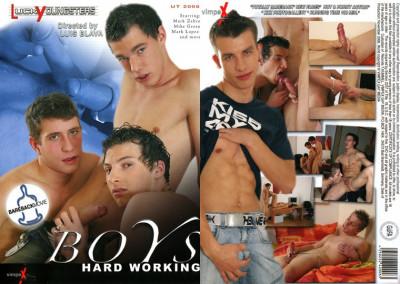 Boys Hard Working