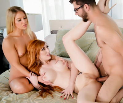 Candice Dare, Lauren Phillips – My Husband Brought Home is Mistress FullHD 1080p