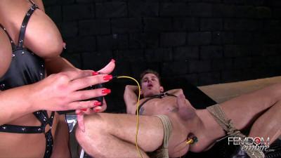 Olivia Austin - Electro Prostate Release.