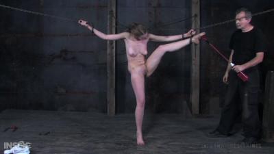 Hardcore Bondage For Sexy Slave Lynx