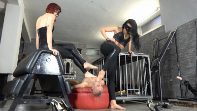 Mistress Gaia - Mouth Fuck