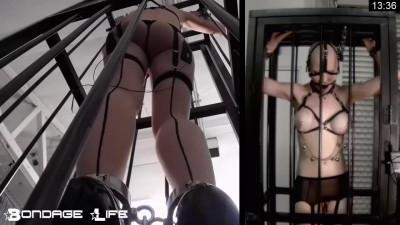 BondageLife - Rachel Greyhound - The Token Zapper Challenge