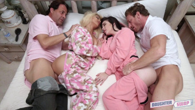Elizabeth, Jenna - The Sleepover Switch-Up (2016)