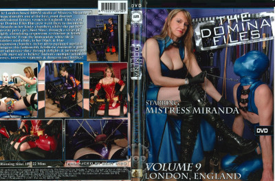 The Domina Files - Mistress Miranda  Volume 9