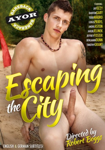 Escaping The City For Bareback — Todd Mauro, Danton Gary