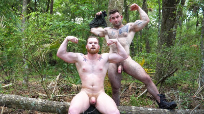 Description TheGuyS - two Swinging Dicks in the Woods - Jack part 5 & Randy