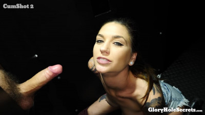Rocky's First Gloryhole Video HD