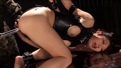 Enema Punishment Spy Woman
