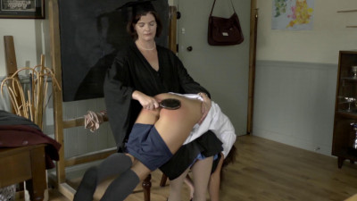 Spanking Bellington Academy - Scene 2 - Diana - HD 720p
