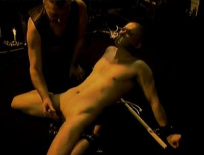 Virgin Pain, Part III - Storeroom Torture Trap