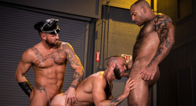 Description Beards, Bulges & Ballsacks!( Michael Roman, Daymin Voss, Fernando Del Rio)
