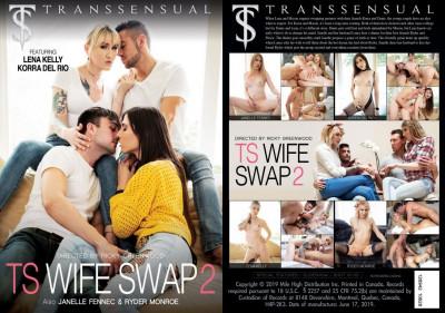 TS Wife Swap part 2