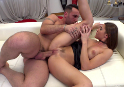 Roccos Intimate Casting — Sybil A