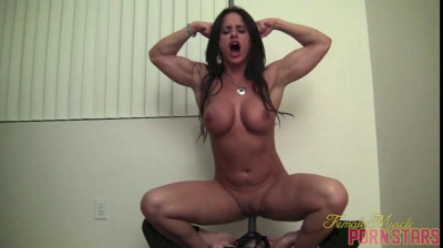 Porn Most Popular Female Muscle Collection part 3