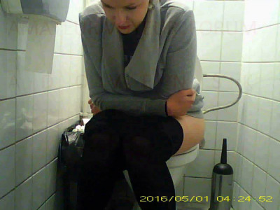 Hidden camera in the student toilet part 28 (2018)