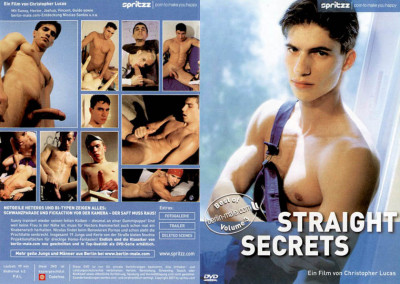 Straight Secrets: Best of BerlinMale