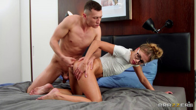 Eveline Dellai - Anal Coaching With A Big Cock FullHD 1080p