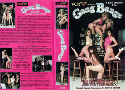 Description Gang Bangs (1985) - Christy Canyon, Nina Hartley, Susan Hart