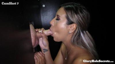 Demi Lopez First Glory Hole HD