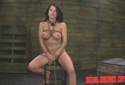 Kali Kavalli Can't Get Enough Rope Bondage