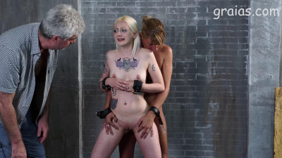 Fate has given breast caning