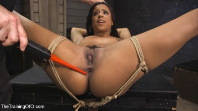 Anal Training Submissive Slut Kira Noir