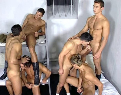 Description Prison Abus Gangbang