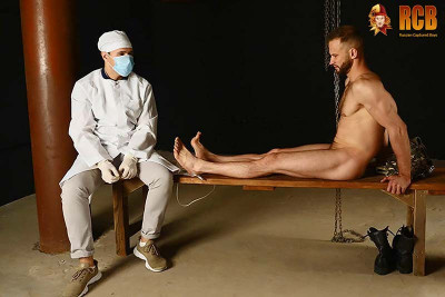 RusCapturedBoys - Commando Stas And The Doctor Pt1