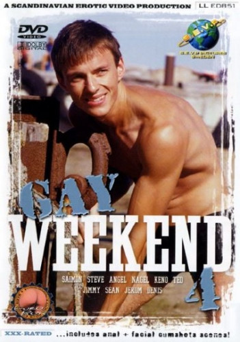 Bareback Gay Weekend Vol. 4 - Max, Lio, Irvin