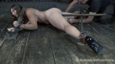 InfernalRestraints - Sasha - Meat Slap: Part 1 - meat, humiliation, nipple, dick, job