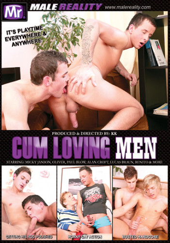 Cum Loving Men