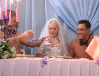 You May Now Fuck The Bride!